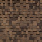 Гибкая черепица TEGOLA Top Shingle Премьер светло-коричневый