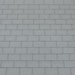 Фотокаталитическая гибкая черепица Acti roof (Актируф) серый