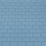 Фотокаталитическая гибкая черепица Acti roof (Актируф) синий