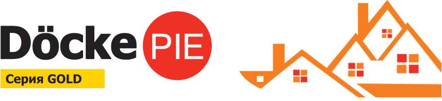 Döcke PIE GOLD лого