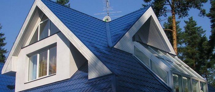 Металлочерепица Монтеррей PRISMA фото