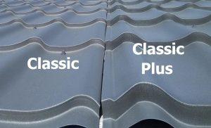 Отличия металлочерепицы Classic от Classic Plus